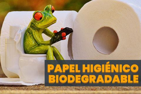 Papel Higiénico Biodegradable - Alexa_Fotos para Pixabay.com