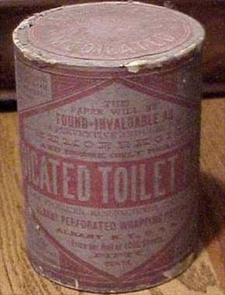 Primer papel higiénico sin astillas